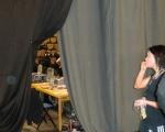 Emelie och Patrik Ruud kollar startordningen på U/J-SM 2011.